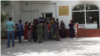 Queues for commonplace items has been common in the capital Ashgabat and around the country.