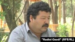 Шокирҷон Ҳакимов, таҳлилгари тоҷик.