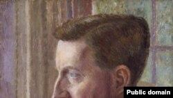 Дора Каррингтон. Портрет Э.М.Форстера, 1924-1925