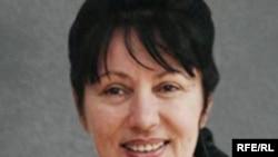 Branka Trivic of RFE/RL's South Slavic and Albanian Languages Service