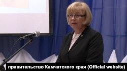 Министр здравоохранения Камчатского края Татьяна Лемешко