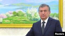 Өзбекстан парламенті премьер-министр Шавкат Мирзяев.