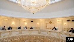Negocierile de pace de la Minsk, 5 septembrie 2014
