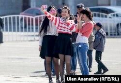 Кыргызстандык жаштар