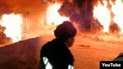 Požar u fabrici, gde su poginuli radnici iz Srbije