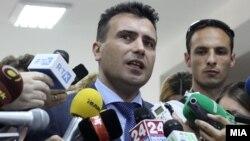 Лидерот на СДСМ Зоран Заев