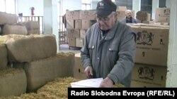 Откуп на тутун во Прилеп.