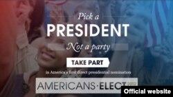 Americans Elect привлекли в свои ряды около двух миллионов человек