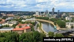 Столиця Литви – Вільнюс