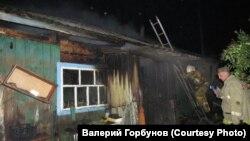 Дом Валерия Горбунова