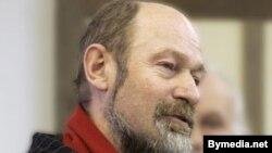 Алег Трусаў, старшыня ТБМ