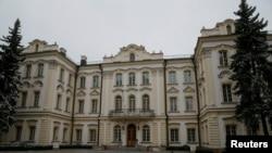 Ուկրաինայի գերագույն դատարանի շենքը Կիևում, արխիվ