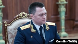 Игорь Краснов.