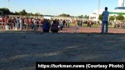 Türkmenistanda Garaşsyzlyk baýramyna taýýarlyklar, marşirowkalar geçirilýär