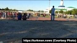Для многих туркменистанцев День Независимости означает принудительные «маршировки»