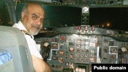"""'You can return to work under certain conditions.' They said, 'You have to commit yourself not to engage in social work anymore.' I refused,"" says Iranian pilot Houshang Shahbazi."