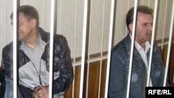 Belarus -- defendants Mikalay Autukhovich & Uladzimer Asipenka, 6may2010
