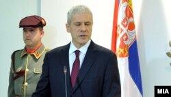 Српскиот претседател Борис Тадиќ