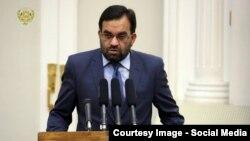 علی احمد عثمانی، وزیر انرژی و آب افغانستان
