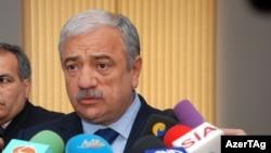 Председатель Конфедерации профсоюзов Азербайджана Саттар Мехбалыев.