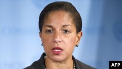 U.S. Ambassador to the UN Susan Rice