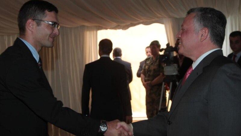 В Москву с визитом прибывает король Иордании Абдалла II