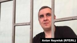 Євген Панов у суді, архівне фото