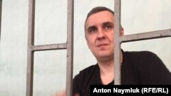 "Yevhen Panov has been accused of being a member of a ""saboteur group."""