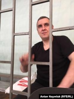 Обвиняемый Евгений Панов