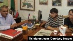 Каромат Шарипов в России был известен как борец за права таджикских мигрантов