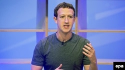 Марк Цукерберг, засновник Facebook