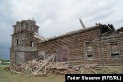 Руины в Покровке