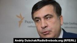 Михеил Саакашвили. Архивное фото