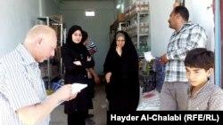 """""""Корпус милосердия"""" оказывал гуманитарную помощь сирийцам"""