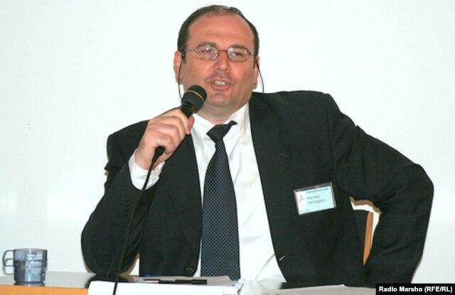 Майрбек Вачагаев, чеченский историк