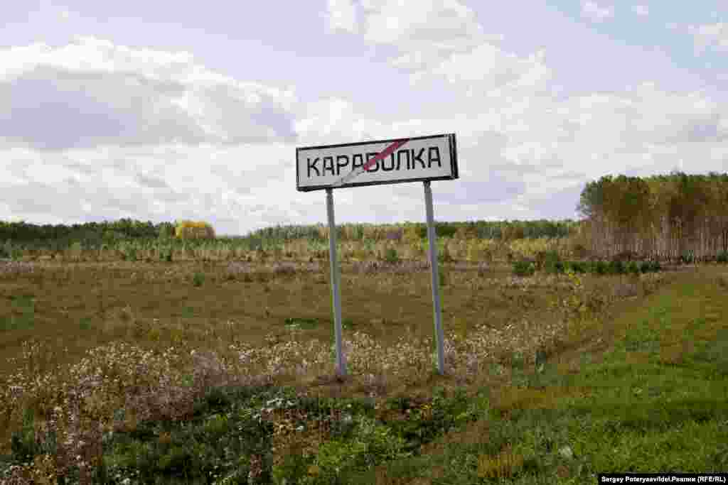 The village of Karabolka is 30 kilometers from the Mayak nuclear plant, where the explosion occurred. For decades afterwards, it did not appear on maps, only reappearing 20 years ago. But life there continued.
