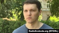 Доброволець із Росії, колишній боєць полку «Азов» Артем Широбоков