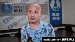 Միջազգային և անվտանգության հարցերի հայկական ինստիտուտի ղեկավար Ստյոպա Սաֆարյան