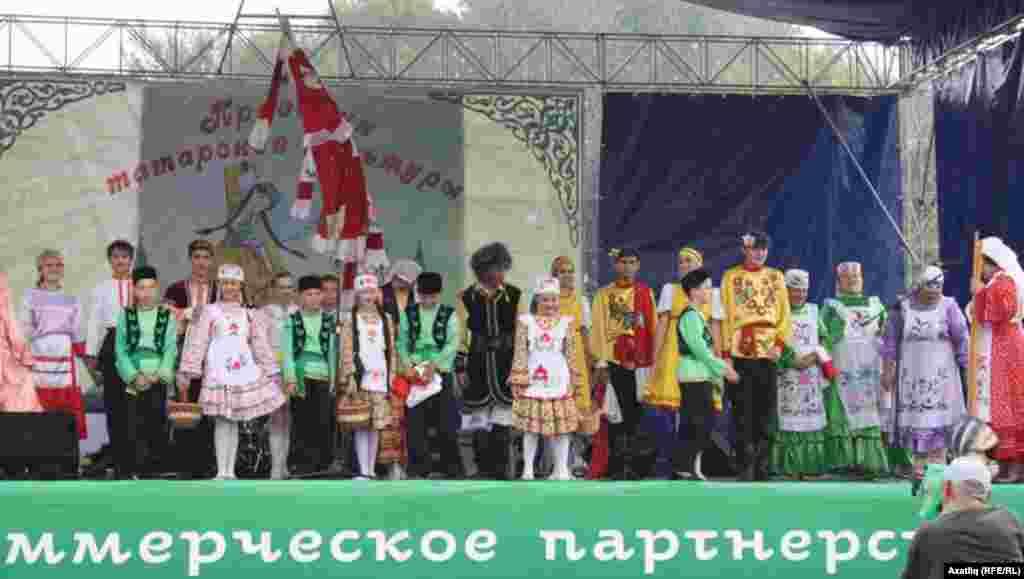 "Әсәкәйдән ""Чишмә"" халык фольклор ансамбле"