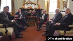 Встреча министров иностранных дел Армении и Азербайджана в Вашингтоне, 20 июня 2019 г.
