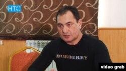 Дурбек Алимжанов.