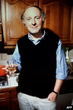 Joseph Brodsky, New York, 1987