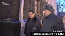 Бізнесмен та колишній депутат від фракції «Батьківщина» Олександр Дубовой