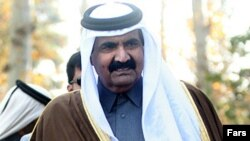 Sheiku i Katarit al-Thani