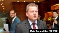 Представитель Европейской народной партии Кшиштоф Лисек был одним из тех европарламентариев, кто подписался под содержащим жесткую критику письмом, направленным премьеру Иванишвили