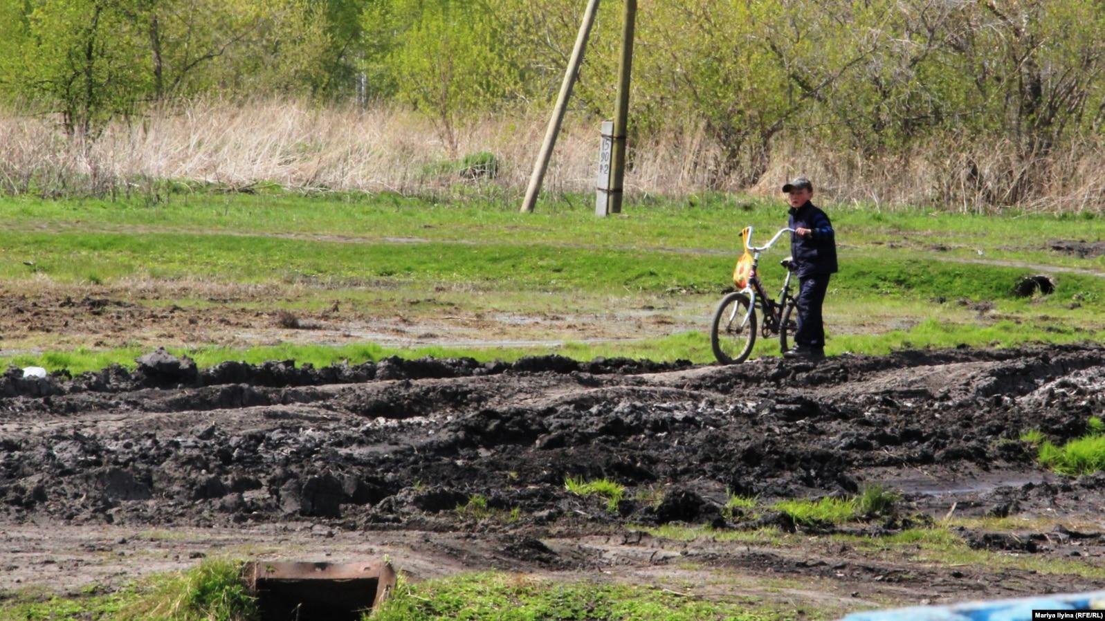 На велосипедах по Радищеву не погоняешь