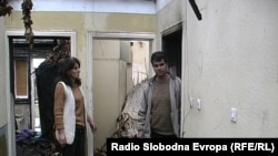 Семејството Кочоски остана без покрив над главата