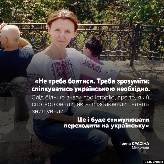 Ирина Красина