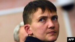 Ukrainian lawmaker Nadia Savchenko spent nearly two years in Russian custody before she was released and returned to Ukraine in May