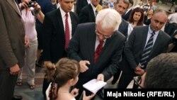 Josipović u posjeti Tuzli